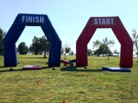 Arka start-finish
